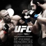 UFC 167(主赛、副赛)