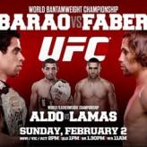 UFC 169(主赛、副赛)