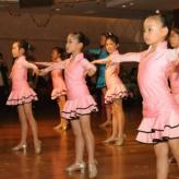 JJ舞蹈的少儿拉丁舞班